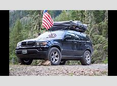 4th Of July Trail Run + Roof Rack Additions YouTube