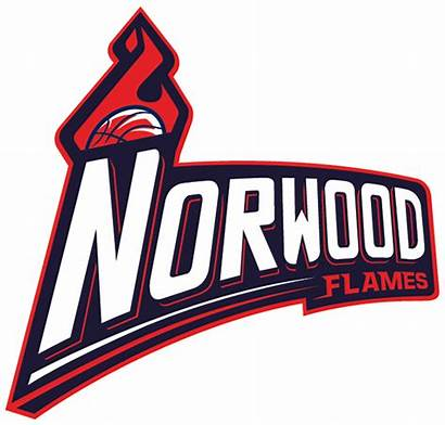 Norwood Basketball Academy Temp Flames Smaller Adelaide