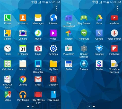 Samsung Mobile Apps Store by Samsung Galaxy Mega 2 Review
