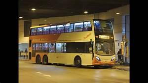 Hong Kong Bus Lwb  9501   S1  U9f8d U904b U5df4 U58eb Alexander Dennis