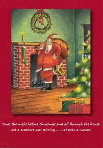 Twas The Night Before Halloween by 100 The Far Side Gary Larson Christmas Cards Twas The