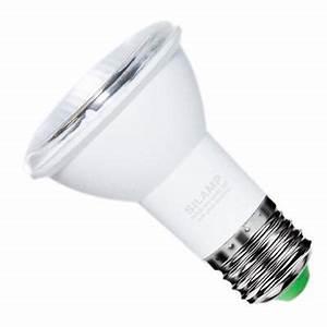 Ampoule Led 220v : ampoule led e27 par20 6w 220v 120 ~ Edinachiropracticcenter.com Idées de Décoration