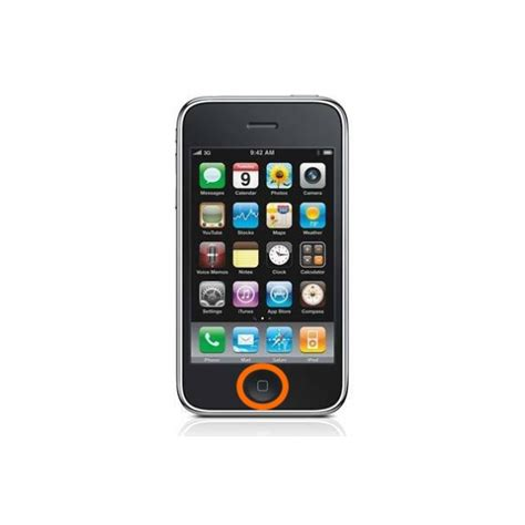 iphone buttons iphone 3g home button replacement
