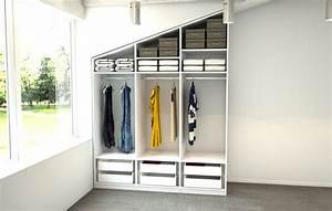 Kleiderschrank In Dachschräge : begehbarer kleiderschrank dachschr ge ikea ~ Sanjose-hotels-ca.com Haus und Dekorationen