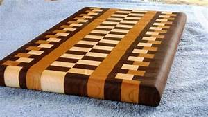 15 Cool Chopping Board Designs for the Kitchen - Rilane