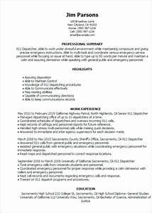 dispatcher resume sample jennywasherecom With transportation dispatcher resume examples
