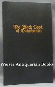The Black Book Of Quimbanda