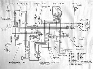 1966 Honda Ct90 Wiring Diagram