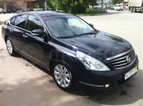 teana nissan 2011 nissan teana ii pictures information and specs