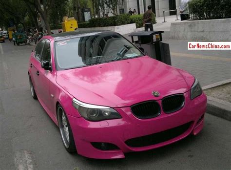 Pink Cars In China Archives