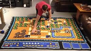 He Spent Six Years Crocheting Super Mario