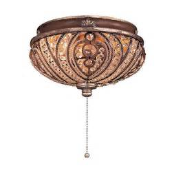 minka aire two light crystal cut detail universal ceiling