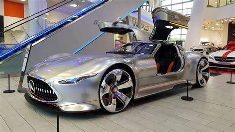 Mercedes Vision Gt Price by η Mercedes Amg Vision Gran Turismo από πολύ κοντά