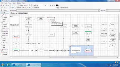 blue prism video tutorial  multi bot architecture