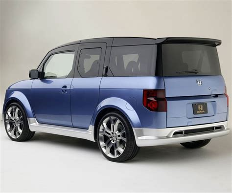 2018 Honda Element Could Come Back To Market