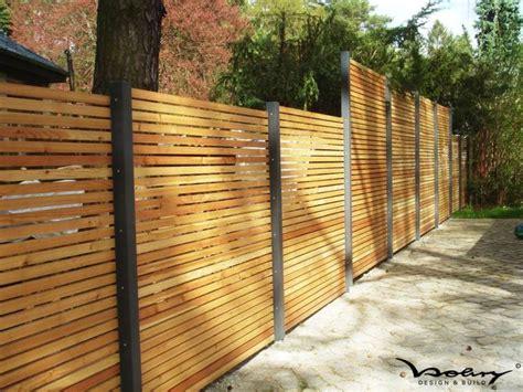 cuisine fust clôtures de jardin en 59 idées captivantes