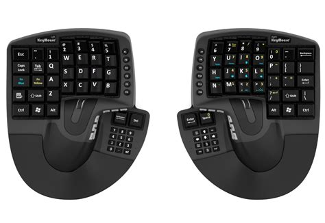 Company integrates a keyboard and mouse into one device ...