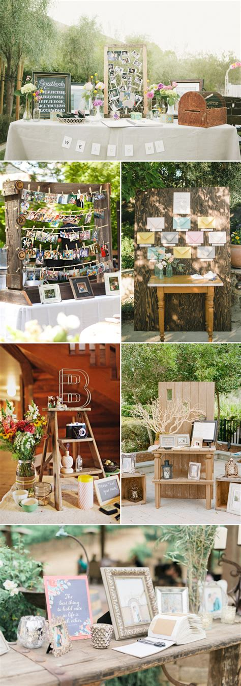 35 creatively beautiful guestbook and sign in table d 233 cor ideas praise wedding