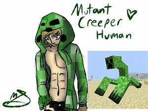 Mutant Creeper In Real Life