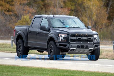 2020 Ford Raptor V8 by Ford Testing The 2020 Raptor With A 7 0 Liter V8