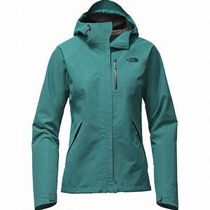 The North Face Girls Size Chart The North Face Dryzzle Hooded Jacket Women 39 S