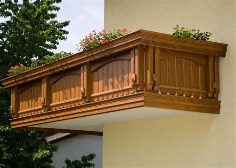 Balkon Aus Holz Holz Classic Semmering Leeb Balkone Und Z 228 Une