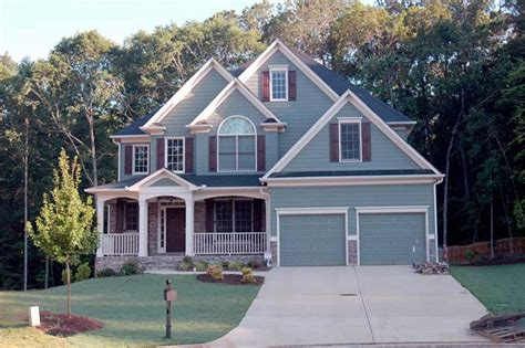 country house plan    bedrooms  sq ft home plan tpc
