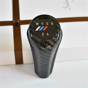 5  6 Speed Manual Gear Stick Shift Lever With M Logo For