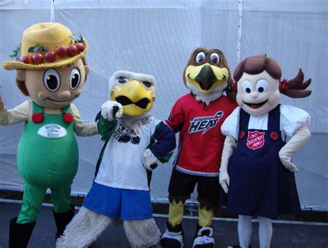 mascot olympics british columbia division