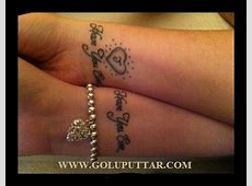 Best Couple Tattoo For Boys And Girls On Valentine, Photos