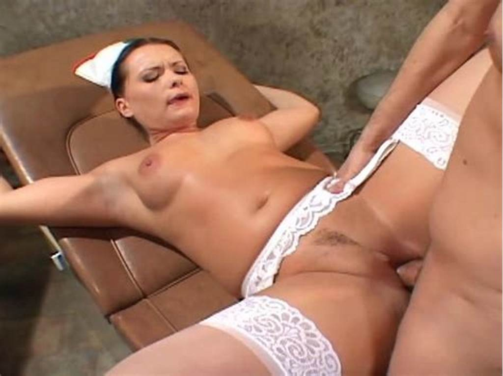 #Nurse #Fucking #In #Stockings #And #Uniform