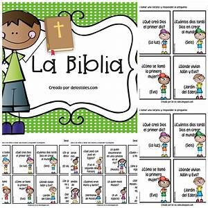 Libros de la Biblia y Preguntas De los tales