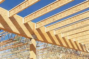 red i i joists engineered wood i joists for floors and