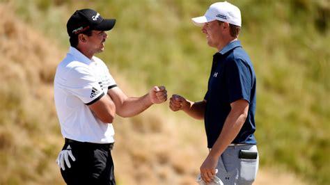 Jordan Spieth Returns To PGA Tour After World-Tour | Dog ...