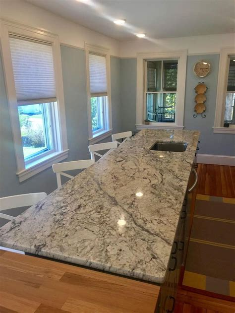 african rainbow granite farmhouse master suite kitchen