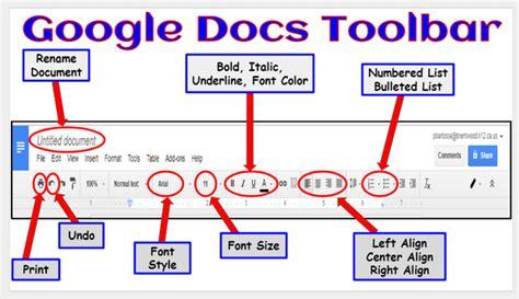 Google Docs - Our Digital Classroom