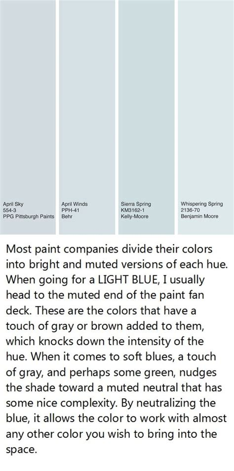 want a light blue but not muted or baby blue soft