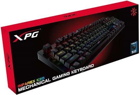 adata xpg infarex  gaming keyboard review legit