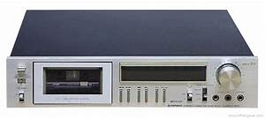 Pioneer Ct-300 - Manual - Stereo Cassette Tape Deck