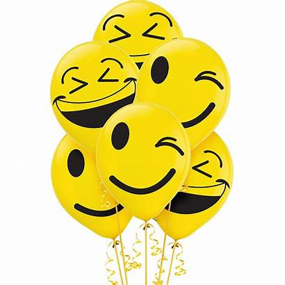Smiley Emoji Balloons Lol Party Iphone Latex