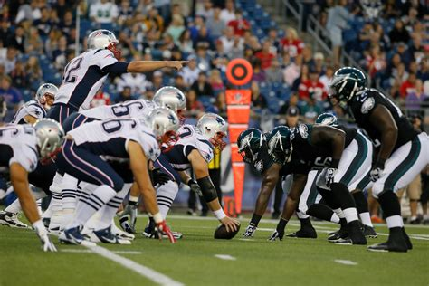 eagles  patriots  game time tv schedule