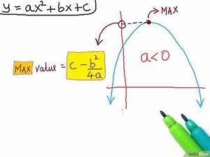 Quadratische Funktion Berechnen : das minimum oder maximum einer quadratischen funktion bestimmen wikihow ~ Themetempest.com Abrechnung