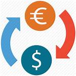 Icon Converter Transparent Currency Exchange Webstockreview Finance