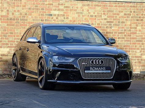 2015 Used Audi A4 Rs4 Avant Fsi Quattro Limited Edition
