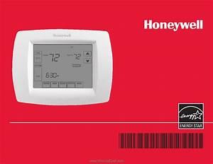 Honeywell Th8321u1006