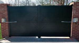 Moteur Portail Electrique : domotique et portail lectrique cadiou industrie ~ Premium-room.com Idées de Décoration