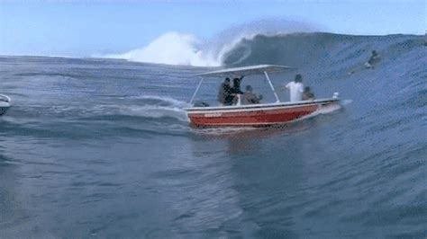 Boat Sinking In Jupiter by Small Boat Gifs Find Share On Giphy