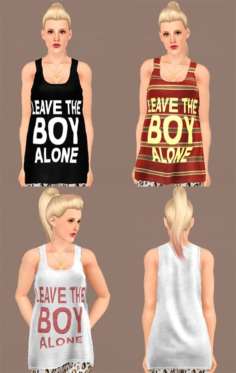 mod  sims  ellie essentials