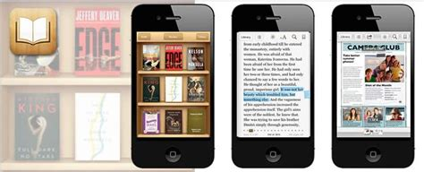 free ebooks for iphone best free iphone 5s 5c 5 4s 4 ebook reader apps to