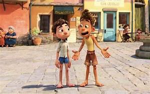 Pixar, U2019s, New, Film, U2018luca, U2019, Is, A, Homage, To, Italy, And, Childhood